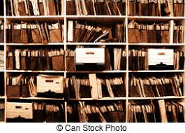 files on shelf office shelves full of files and boxes boxes stack office file