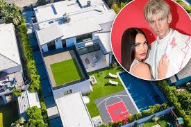 We did not find results for: Megan Fox Machine Gun Kelly Shack Up In 30k Per Month Airbnb
