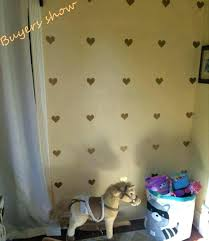 gold wall decals gold wall decals free metallic gold wall stickers heart shaped pattern vinyl gold wall decals