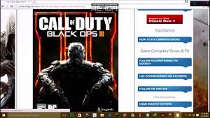 How To Download call of duty Black ops3 For Free, (No Torrents ...