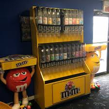 MM Candy Vending Machine Cool Candy Store Display Rentals MD DC VA Rent A Candy MM Dispenser