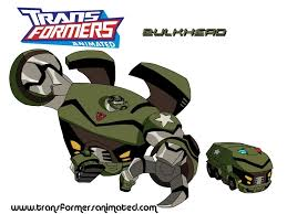 bulkhead transformers animated series