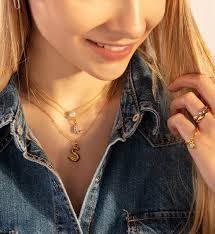 alphabet q diamond pendant charm in