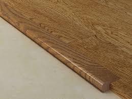 vinyl plank flooring end cap images