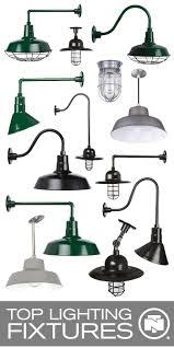 Best  Barn Lighting Ideas On Pinterest - Exterior barn lighting