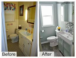 Remodeling A Bathroom On A Budget Enchanting Remodelaholic DIY Bathroom Remodel On A Budget And Thoughts On