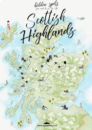 Your Essential Scottish Highlands Trip Itinerary Hand Luggage Only
