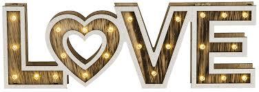 Светильник Новогодний Globo Love 29976 Love 29976 ...