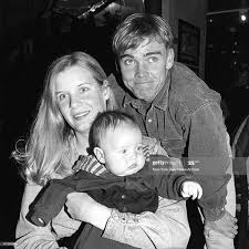 Ricky Schroder and wife Andrea, along ...