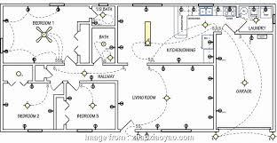 Floor Plan Symbols Chart Residential Electrical Wiring Symbols Practical Floor Plan