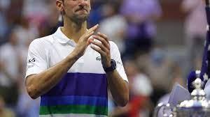 US Open: Tearful Novak Djokovic Copes ...