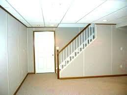 ideas for finishing concrete basement walls basement wall ideas finishing walls finish covering