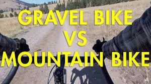<b>Gravel</b> Bike vs Old School <b>Mountain Bike</b> (The Same???) - YouTube