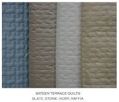 N.C. Souther Sateen Terrace Quilt Boxspring Cover | Master ... & N.C. Souther Sateen Terrace Quilt Boxspring Cover Adamdwight.com