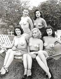 Vintage Nude Pictures Of Women