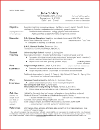 Awesome Objective In Resume Resume Pdf