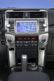 2012 Toyota 4Runner Limited Center Stack - Picture / Pic / Image