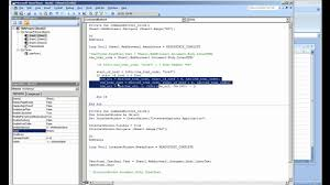 Querying Web Page Source Code And Extracting Data From A Site Part 3 Of 4