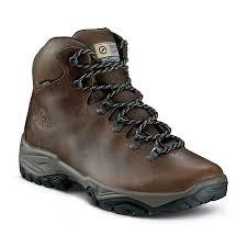 scarpa terra gtx uni shoes brown