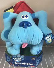 Kids Blues Clues Toys eBay