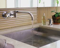 custom stainless steel undermount sink with shallow depth 14 x 22