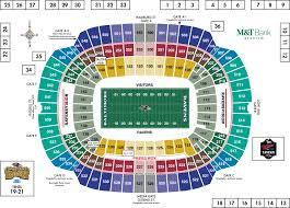 Unbiased Rose Bowl Seating Chart Seat Numbers Rose Bowl