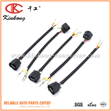 90980 11145 custom female electrical plugs pigtail auto wire Wiring Pigtails For Automotive 90980 11145 custom female electrical plugs pigtail auto wire assembly with terminals and seals buy wire assembly,electrical plugs pigtail,90980 11145 Pigtail Wiring Harness Repair