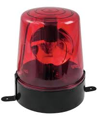 Small Rotating Beacon Light Rotating Red Light Cigit Karikaturize Com