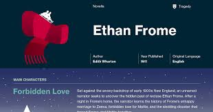 ethan frome chapter summary course hero