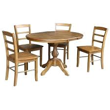 36 inch round dining table round kitchen table round dining table with leaf and 4 36 inch round dining table