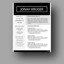 Word Masculine Resume Template Modern Modern Masculine Resume Template Two Page Cover Letter Use