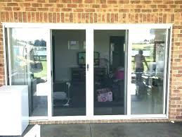 how to replace a patio door sliding patio door installation sliding glass door cost with installation