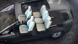 Galaxy Seating Chart Ford Galaxy Easyfold Seat System