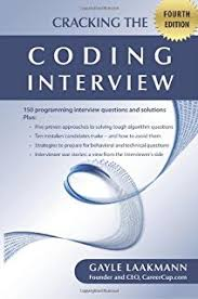 Cracking The Coding Interview Coding Interview Questions And