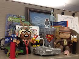 nerdy office decor. Fine Nerdy Cubicledec In Nerdy Office Decor E