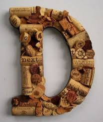 crafts with corks from wine bottles | ... made with wine bottle corks,