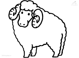 Small Picture Sheep coloring pages with horns ColoringStar