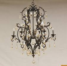 3548 6 tuscan style crystal chandelier