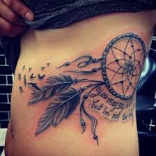 Dream Catcher Tattoo For Girl Unique 32 Dreamcatcher Tattoos For Women Amazing Tattoo Ideas