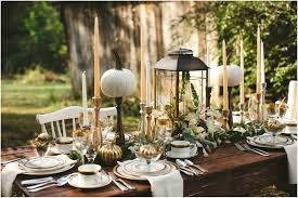 Fall Table Scapes Insta Worthy Thanksgiving Tablescapes Thelodown