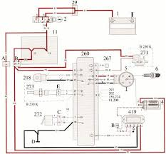 volvo 700 b230k engine ignition system wiring diagram circuit volvo 700 b230k engine ignition system wiring
