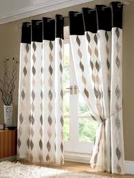 Modern Curtain Panels For Living Room Living Room Modern Home Interior Design With Beige Rug On The