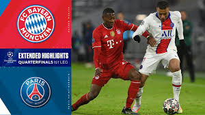 Shop the official bayern munich u.s. Bayern Munich Vs Paris Saint Germain Extended Highlights Ucl On Cbs Sports Youtube