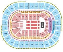 Best Seats At Td Garden Td Garden Concert Seat Views