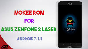 nightly Zenfone Laser 1 Rom Asus android 7 For 2 1 official Mokee 68SPq6