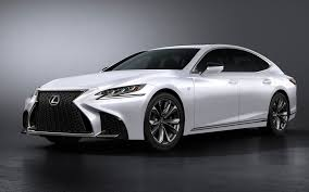 2018 Lexus LS 500 F Sport Wallpapers | HD Wallpapers | ID #20193
