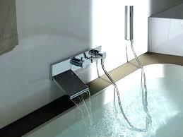 wall mounted waterfall faucet bathtub waterfall faucet wall mount waterfall tub faucet brass waterfall bathroom sink wall mounted waterfall faucet