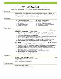 Cv Primary School Teacher Primary School Teacher Cv Sample Sample Resume