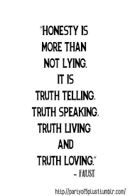 honesty quotes sayings about being honest honesty is more than not lying it is truth telling truth speaking truth