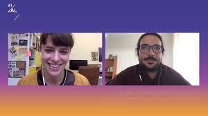 BUBBLE - Eleanor Mortimer in conversation with Alberto Diana - YouTube